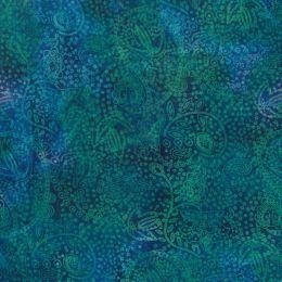 Stitch It Batik Fabric   Design 39
