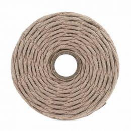Cotton Macrame Cord 500g | Beige