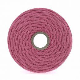 Cotton Macrame Cord 500g | Pink