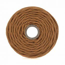 Cotton Macrame Cord 500g   Ochre