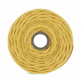 Cotton Macrame Cord 500g | Yellow
