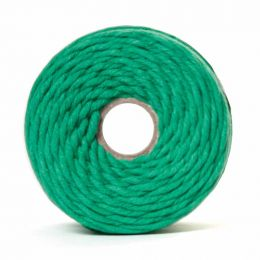 Cotton Macrame Cord 500g | Emerald