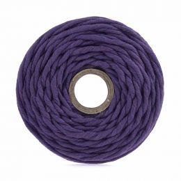 Cotton Macrame Cord 500g | Purple