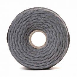Cotton Macrame Cord 500g | Slate