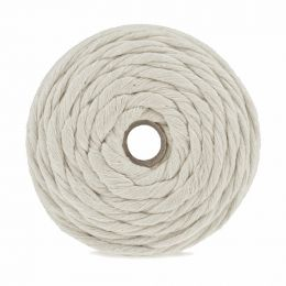 Natural Macrame Cord | 7mm x 100m - 1kg