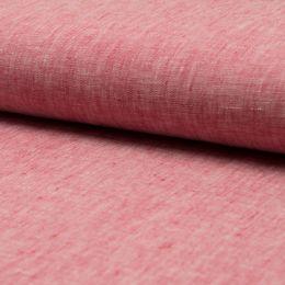 Georgio 100% Linen Fabric   Red