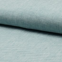 Georgio 100% Linen Fabric | Mint