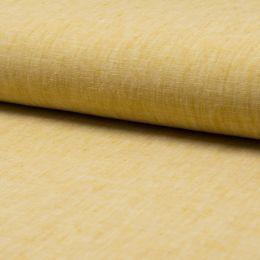 Georgio 100% Linen Fabric | Ochre