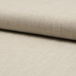 Georgio 100% Linen Fabric | Natural