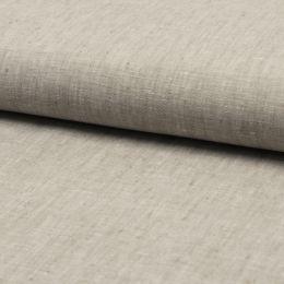 Georgio 100% Linen Fabric   Grey