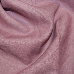 Premium Enzyme Washed Linen Fabric   Lavender