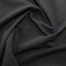 Organic French Terry Jersey Fabric | Dark Grey