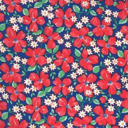 Moda 30s Playtime Fabric | Bluebell
