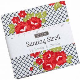 Moda Charm Pack | Sunday Stroll