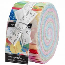 Moda Jelly Roll | Fanciful Forest