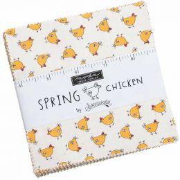 Moda Charm Pack   Spring Chicken