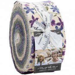 Moda Jelly Roll   Violet Hill
