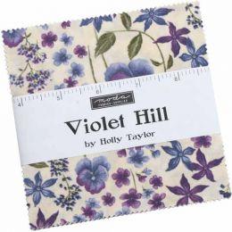 Moda Charm Pack   Violet Hill