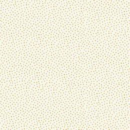 Santa Express Makower Fabric | Snowball Cream