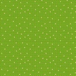 Santa Express Makower Fabric | Geo Green