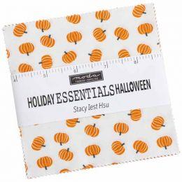 Moda Charm Pack   Holiday Essentials Halloween