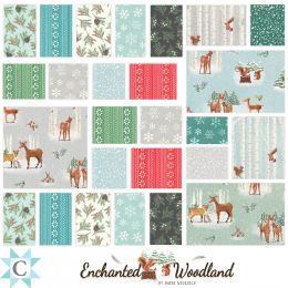 Fabric Strip Pack   Enchanted