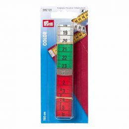 Colour Tape Measure | Metal Tipped 150cm | Prym
