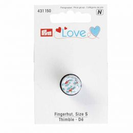 Thimble Non Slip Grooves, Small | Prym Love