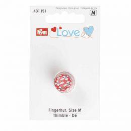 Thimble Non Slip Grooves, Mid | Prym Love