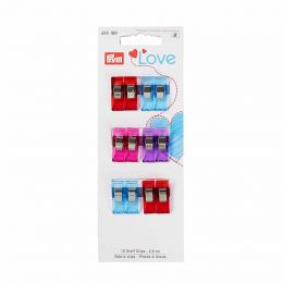Fabric Clips 2.6cm   Prym Love