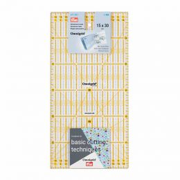 Omnigrid Universal Ruler | cm Scale | 15 x 30 cm