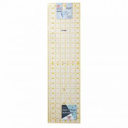 Omnigrid Universal Ruler | Inch Scale | 6.5 x 24 inch angles