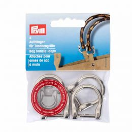 Bag Handle Loops Silver | Prym
