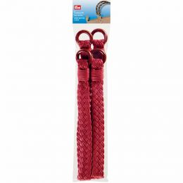 Bag Handles Weave | Rose - Red | Prym