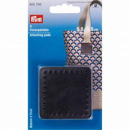Attaching Pads For Bag Handles, Black | Prym