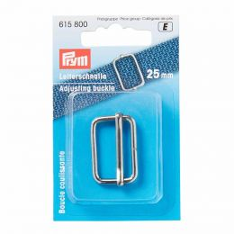 Adjusting Buckle 25mm | Silver | Prym
