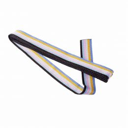 Strap For Bags 30mm x 3m Card | Multi Coloured - Blue