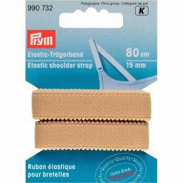 Elastic Shoulder Strap, 15mm - Flesh | Prym