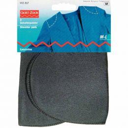 Set-In Shoulder Pad   Sew On   Outer Clothing   M-L, Black   Prym