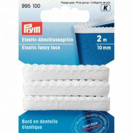 Elastic Fancy Lace, White | Prym