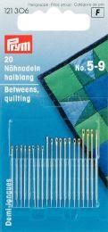 Betweens Needles Gold Eye, Asst No. 5-9 | Prym