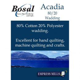 "Bosal Acadia Wadding - Autumn | 96"" Wide - Empress Mills"