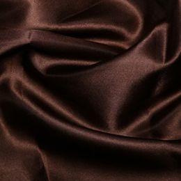 Satin Lining Fabric   Brown