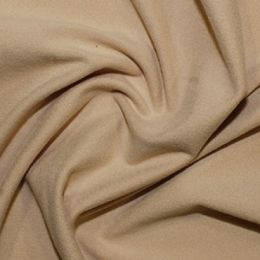 Jersey Cotton Brushed | Nude