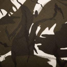 Camouflage Fabric | Arctic