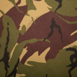 Camouflage Fabric | Jungle