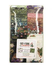 Fabric Strip Pack | Cat-I-Tude Christmas