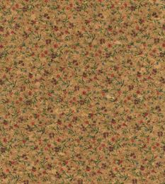 Cork Fabric Print | Ditsy Floral