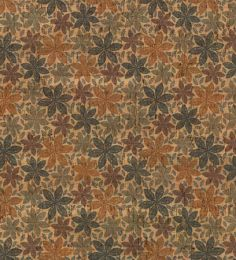 Cork Fabric Print | Dog Daisy