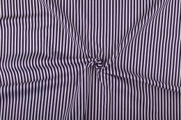 Stitch It, Cotton Print Fabric   Stripe Purple